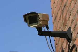 office security camera